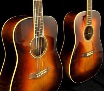 Norwegian Wood Series Guitars