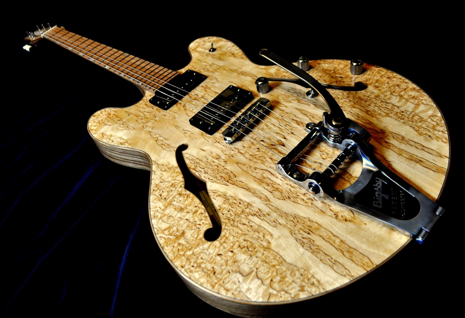 NWS Semi Hollow, Natural