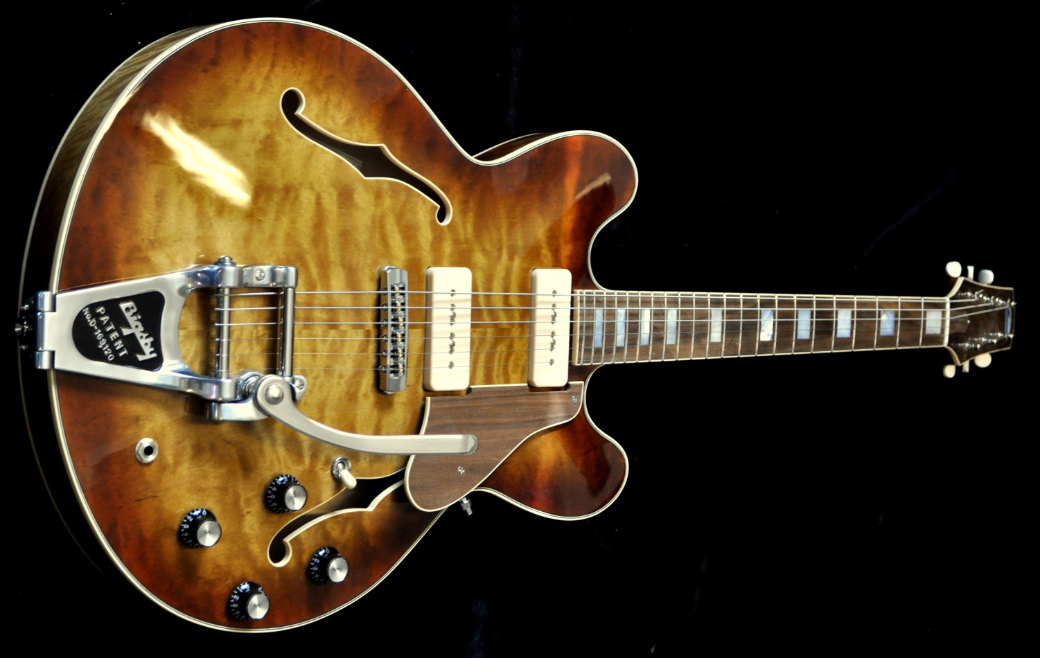 NWS Semi Hollow, Sunburst