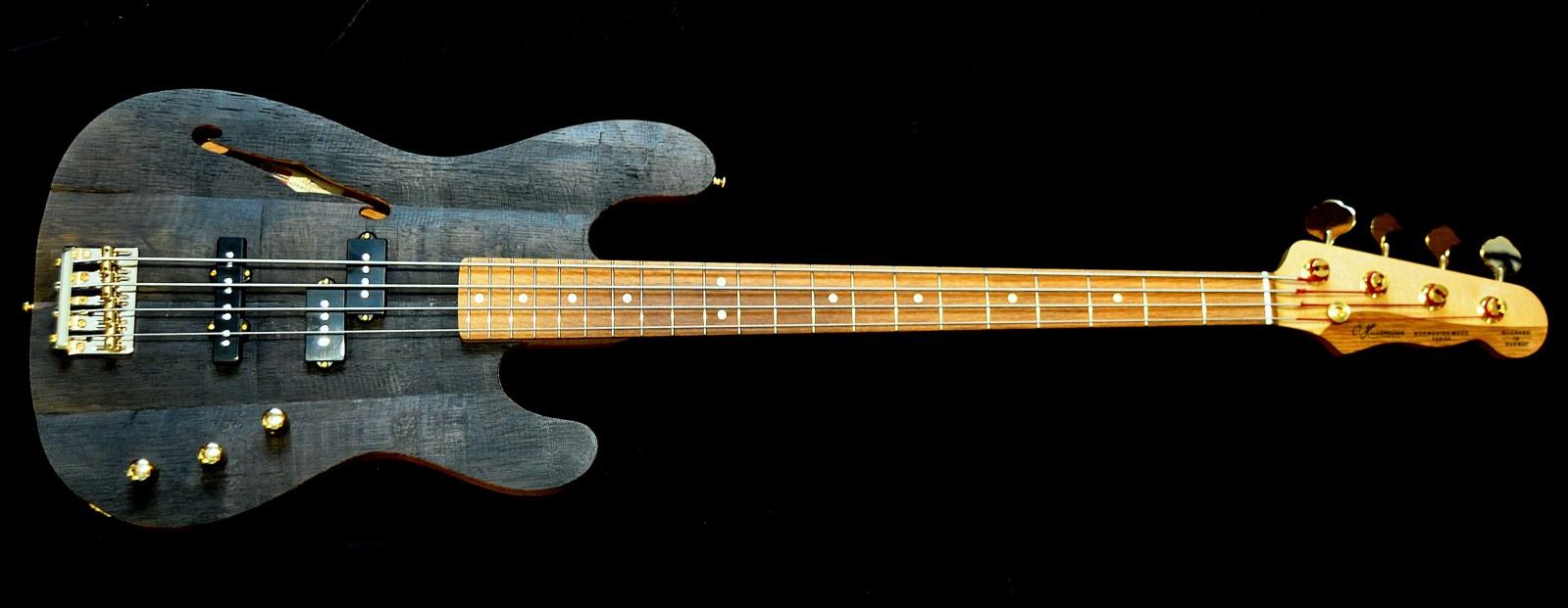 NWS Bass, Aquavit barrel