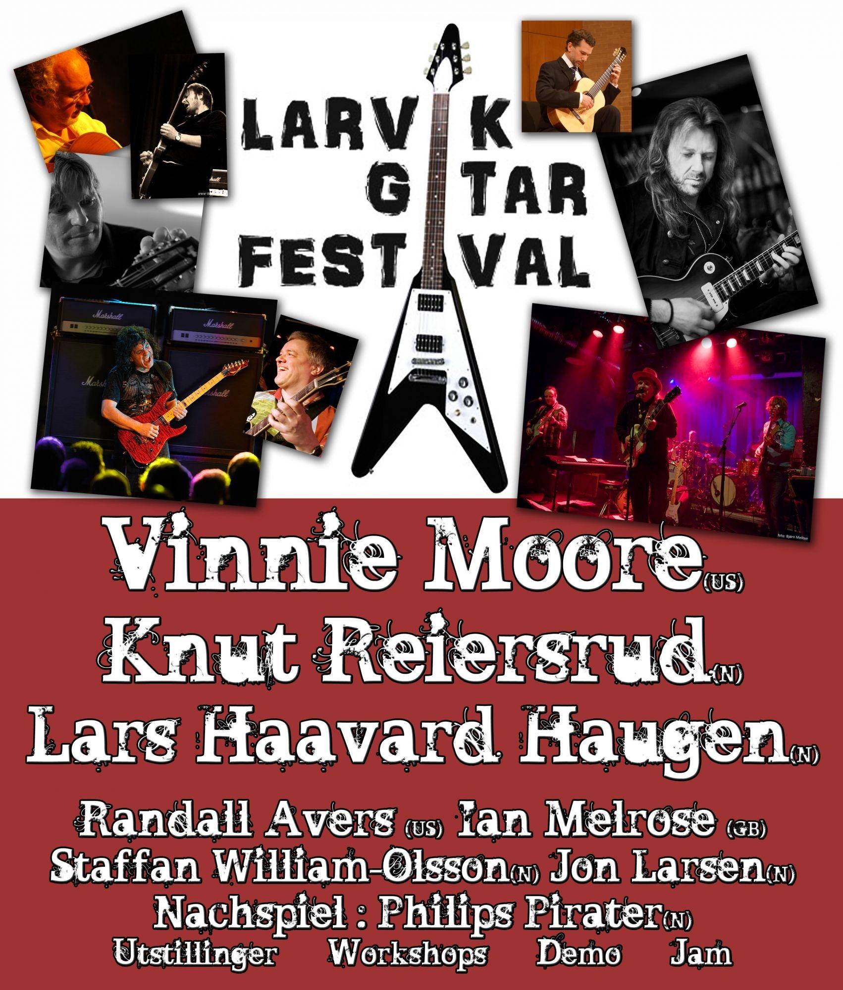Larvik Gitarfestival 2012